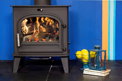 Hunter Nørreskoven Traditional multi-fuel stove-